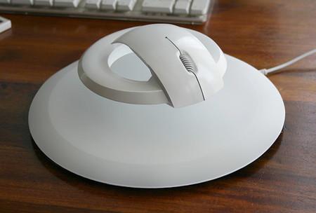 Мышка белая летучая, компьютерная – ВАТ — фото 3