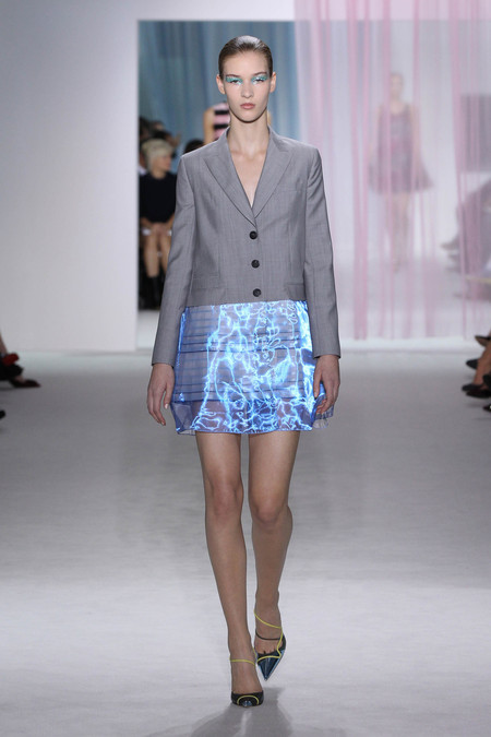 Женская коллекция Dior весна-лето 2013 — фото 18