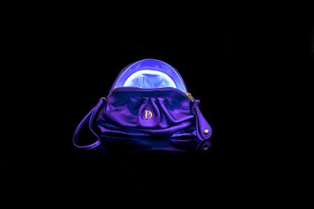 Мини – сумочка с подсветкой Dries Preston Color Blast Light Mini Bag — фото 3