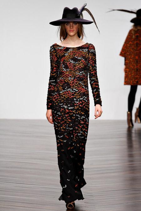 Issa осень-зима 2013-2014 – коллекция от личного стилиста герцогини — фото 27