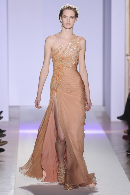 Весенняя коллекция 2013 роскошных платьев Zuhair Murad — фото 14