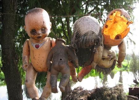 Остров кукол в Мексике – место не для детей — фото 3