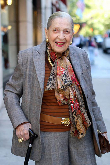 Стильные старушки – проект «Advanced Style» Ари Сет Коэна — фото 18