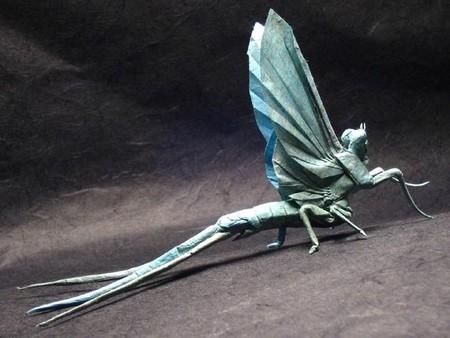 Брайан Чен – мастер самого реалистичного оригами — фото 7