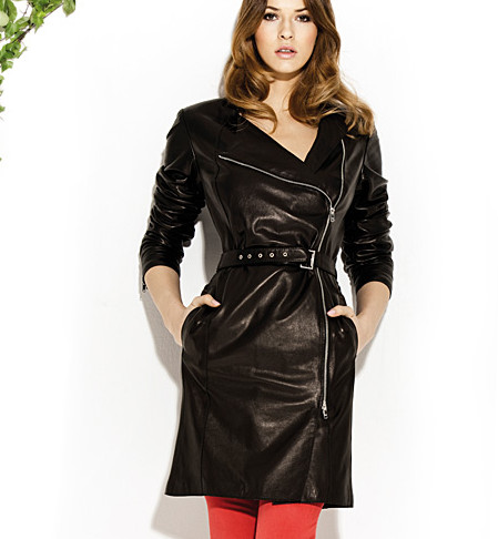 Ochnik – польский «кожаный» бренд. Женская коллекция 2012 — фото 4