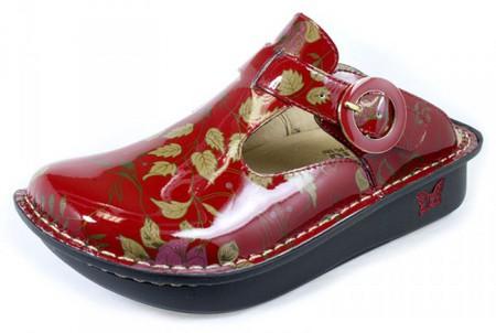 Обувь из Калифорнии – сабо ALEGRIA — фото 17