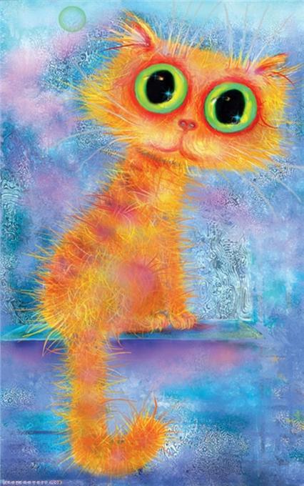 Коты и кошки Бориса Касьянова — фото 7