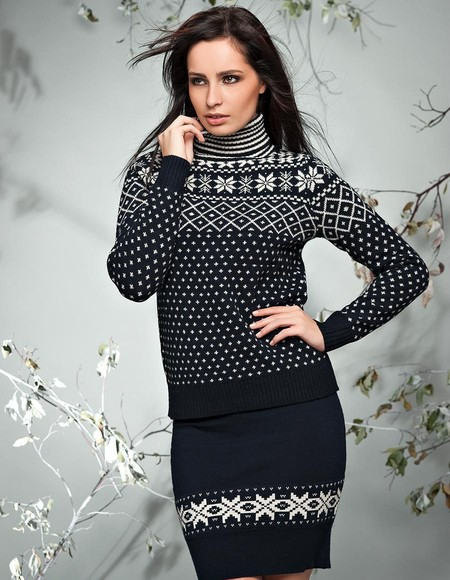 """Много моделей """"скандинавской"""" теплой одежды этой зимой предлагает Gant – американский бренд, недорогой и доступный."""