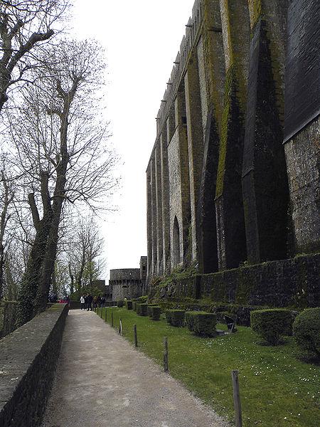 Остров-крепость Мон Сен-Мишель — фото 11