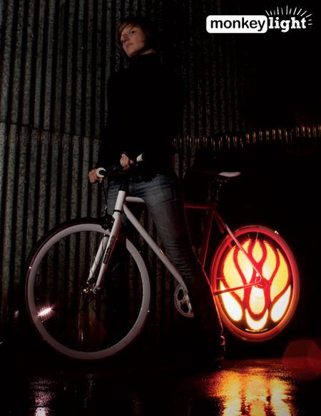 Велосипед с самой крутой подсветкой - Monkey Light Pro — фото 8