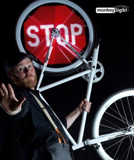 Велосипед с самой крутой подсветкой - Monkey Light Pro — фото 7