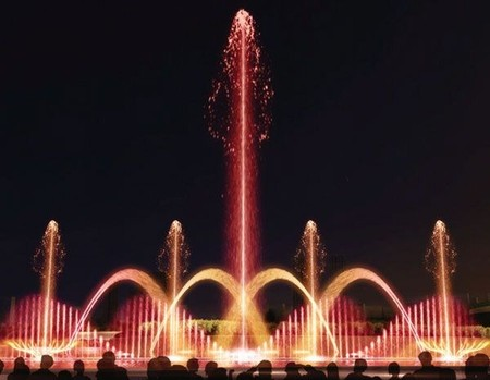 Самые необычные и красивые фонтаны. Но не все ))) — фото 22