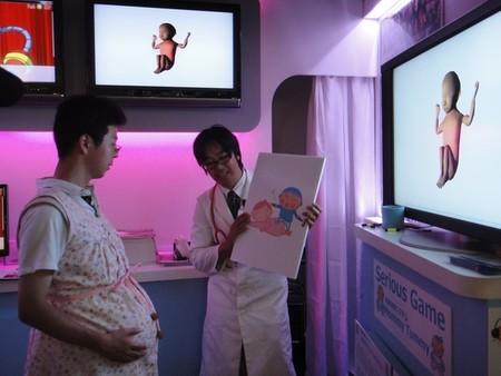 Уникальный симулятор Mommy Tummy – все радости беременности для папы! — фото 10