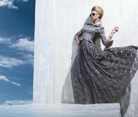 Весенняя коллекция 2013 от M.Reason – модные фантазии российских модельеров — фото 19