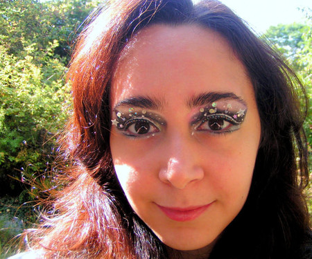 Почему бы не украсить ресницы?)) Идеи Natalie Russo — фото 21