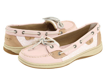 Мокасины Sperry Top-Sider Angelfish – для прогулок под парусом и не только — фото 4