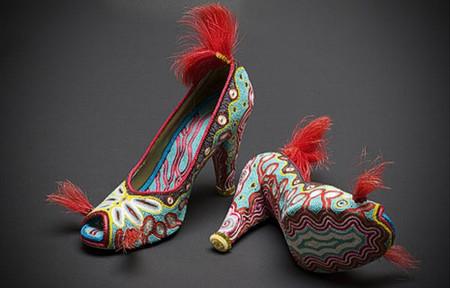 Туфли, похожие на скульптуры (или наоборот) от Марины Демпстер — фото 3