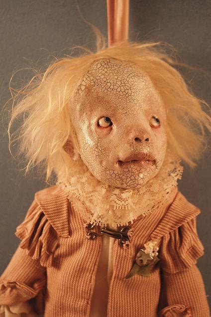 Зомби, монстры, вампиры и прочие куклы Камиллы Млынарчик — фото 33