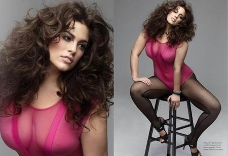 Пышкой быть … красиво!? Женские округлости в модельном бизнесе — фото 4