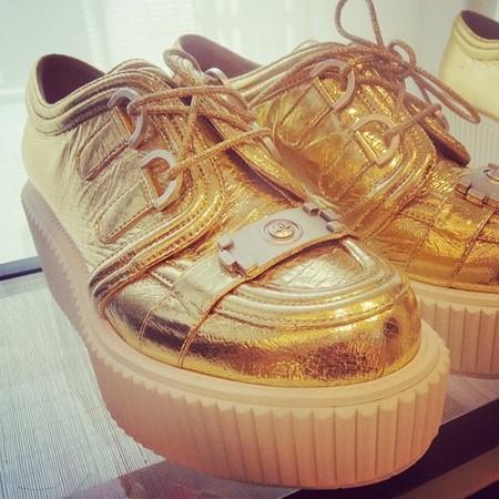 Флатформы, они же криперы, они же криперсы – еще один популярный обувной тренд — фото 54