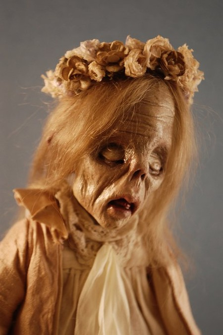 Зомби, монстры, вампиры и прочие куклы Камиллы Млынарчик — фото 10
