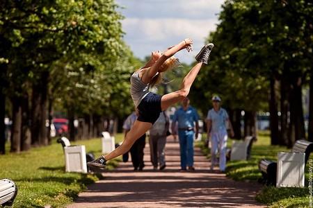 Ольга Мезенцева, классический балет, Петровская набережная
