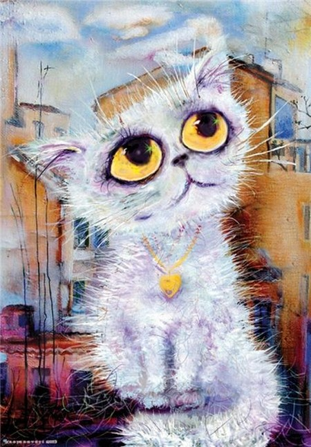 Коты и кошки Бориса Касьянова — фото 25
