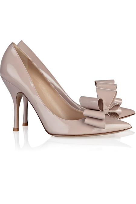 Туфли цвета «нюд» - новая классика! С чем носить, как комбинировать — фото 81