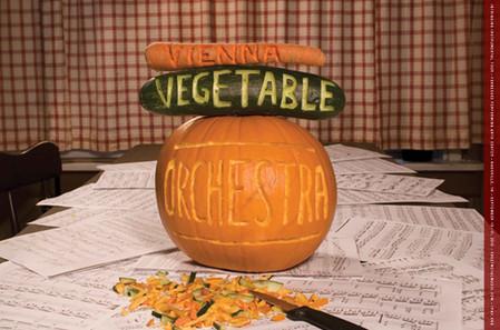 Музыка и … овощи. Творчество Венского овощного оркестра — фото 15