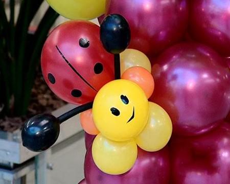 Твистинг – скульптуры из воздуха, или надувательство ))) Фигуры из воздушных шариков — фото 17
