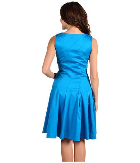 Платье от Calvin Klein - ярко, мило и очень женственно — фото 4