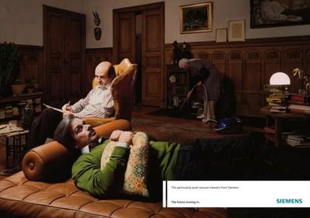 Реклама пылесосов … тоже затягивает! Креатив от разных производителей — фото 16