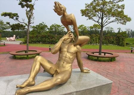 Парк Любви на острове Чеджудо – Камасутра по-корейски — фото 5