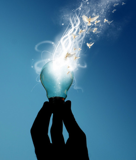 Волшебные лампочки на фотографиях Адриана Лимани — фото 24