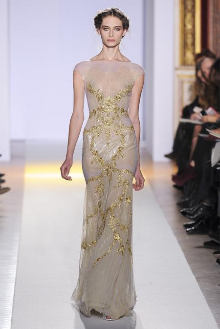 Весенняя коллекция 2013 роскошных платьев Zuhair Murad — фото 8