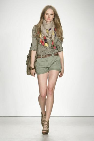 "Коллекция Pepe Jeans 2011 — мягкий ""милитари"" и тот самый ремень"