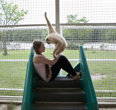 Фотопроект Amelia's world – животные в мире одной девочки — фото 18
