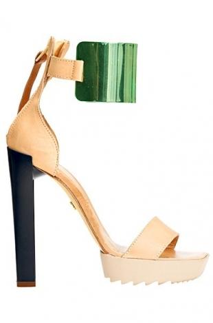 Туфли цвета «нюд» - новая классика! С чем носить, как комбинировать — фото 69