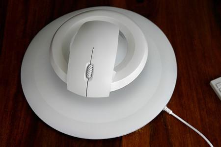 Мышка белая летучая, компьютерная – ВАТ — фото 4