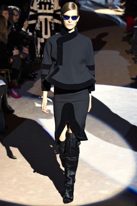 Коллекция Tom Ford осень-зима 2013-2014 – долой минимализм! — фото 23