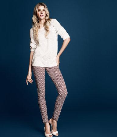 Свежий стайлбук от H&M – милая весенняя коллекция 2013 — фото 43