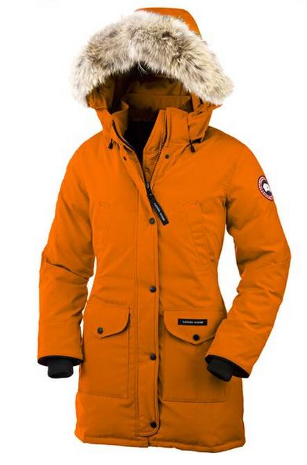 Женская коллекция от Canada Goose зима 2013 – самая теплая мода — фото 12
