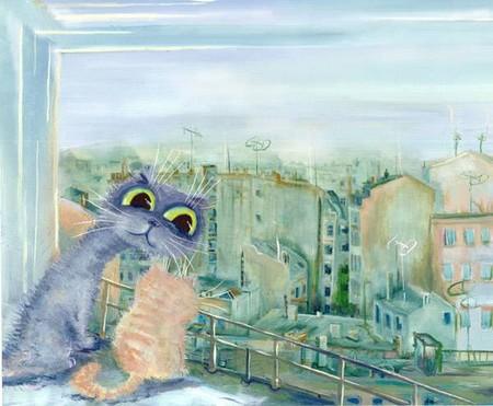 Коты и кошки Бориса Касьянова — фото 48