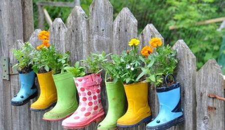 Вертикальные сады-огороды в бутылках — фото 10