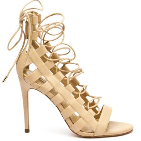 Туфли цвета «нюд» - новая классика! С чем носить, как комбинировать — фото 66
