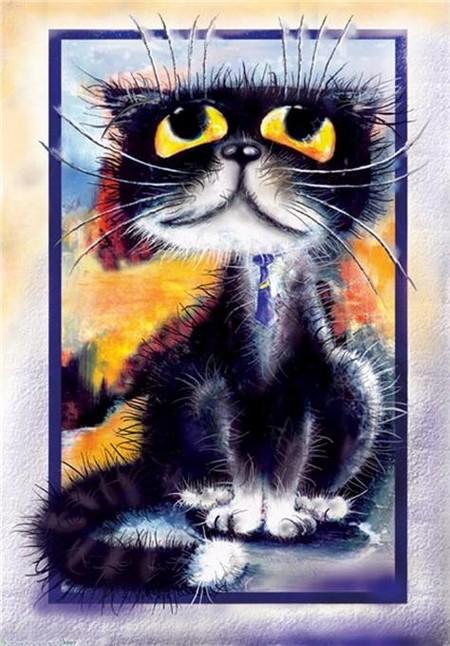 Коты и кошки Бориса Касьянова — фото 15