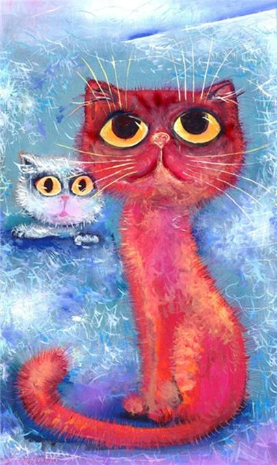 Коты и кошки Бориса Касьянова — фото 27