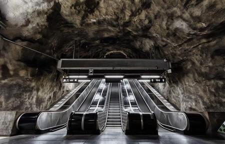 Метро, ради которого стоит приехать в Стокгольм! — фото 39