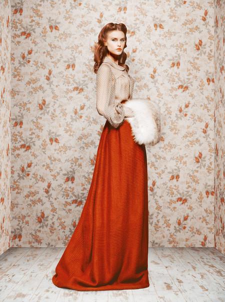 Ретро-осень – коллекция Ульяны Сергеенко — фото 20