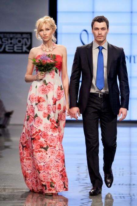 Юлия Скрыпник и ее «Шик» - коллекция весна-лето 2012 — фото 12